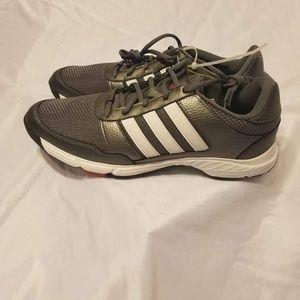 Adidas dark silver Men's sneaker